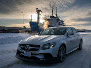Mercedes Benz AMG 360°