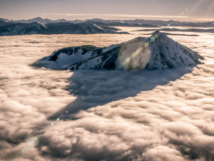 ABOVE THE CLOUDS | CRESTED BUTTE, COLORADO